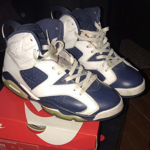 056df83e06badd Air Jordan Other - Olympic 6s